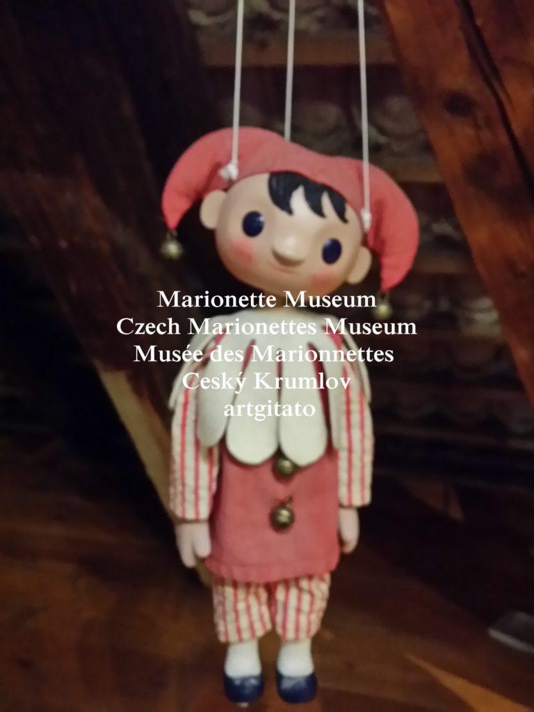 Marionette Museum Czech Marionettes Museum Musée des Marionnettes Cesky Krumlov artgitato (95)
