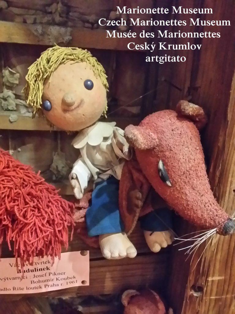 Marionette Museum Czech Marionettes Museum Musée des Marionnettes Cesky Krumlov artgitato (96)