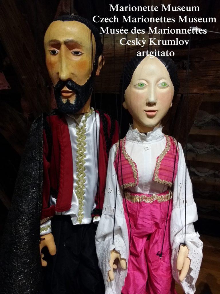 Marionette Museum Czech Marionettes Museum Musée des Marionnettes Cesky Krumlov artgitato (97)