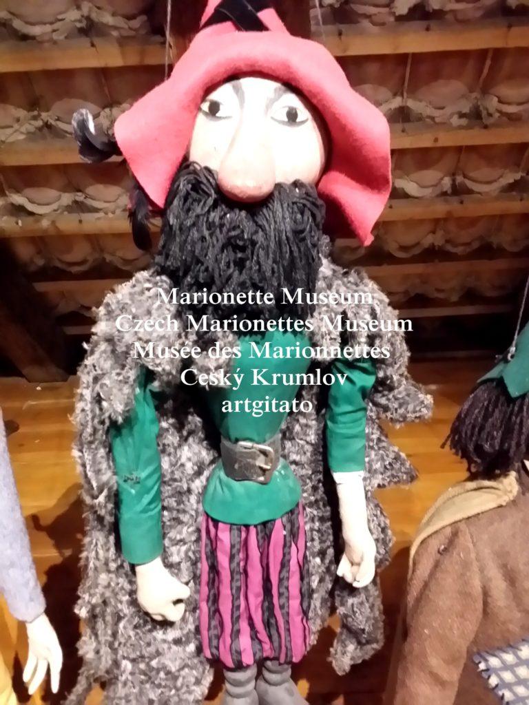 Marionette Museum Czech Marionettes Museum Musée des Marionnettes Cesky Krumlov artgitato (99)