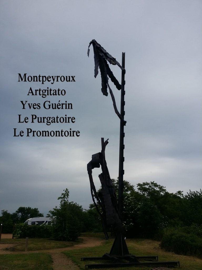Montpeyroux Artgitato Yves Guérin Le Purgatoire Le Promontoire 2