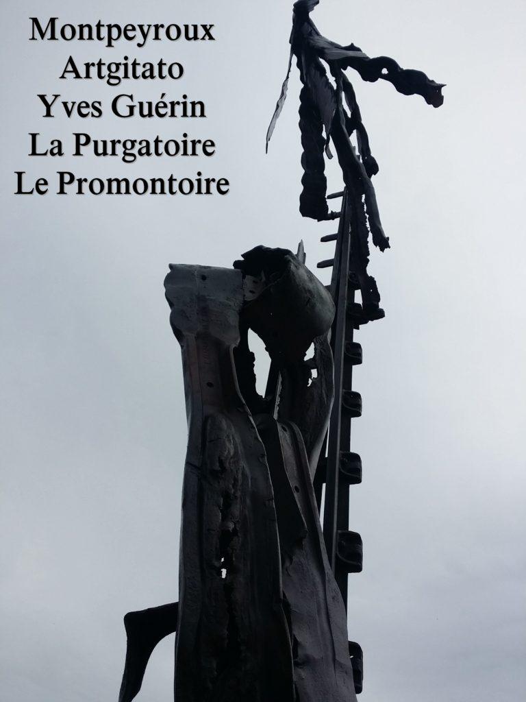 Montpeyroux Artgitato Yves Guérin Le Purgatoire Le Promontoire
