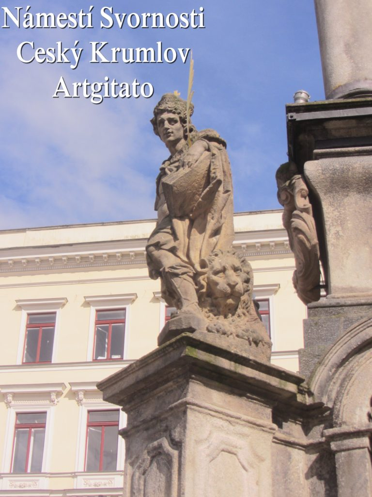 Námestí Svornosti Cesky Krumlov Artgitato 1