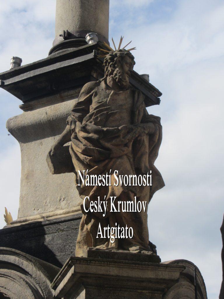 Námestí Svornosti Cesky Krumlov Artgitato 10