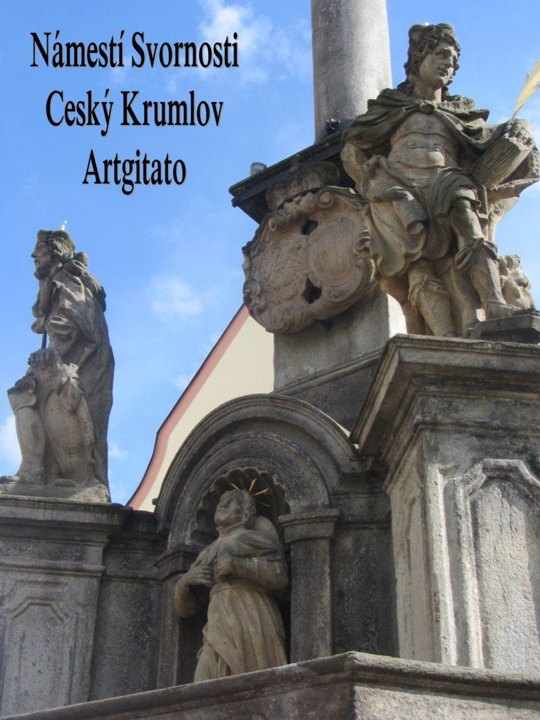 Námestí Svornosti Cesky Krumlov Artgitato 13