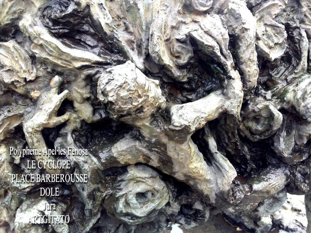 Polyphème Apel·les Fenosa Dole Place Barberousse Artgitato Ulysse 3