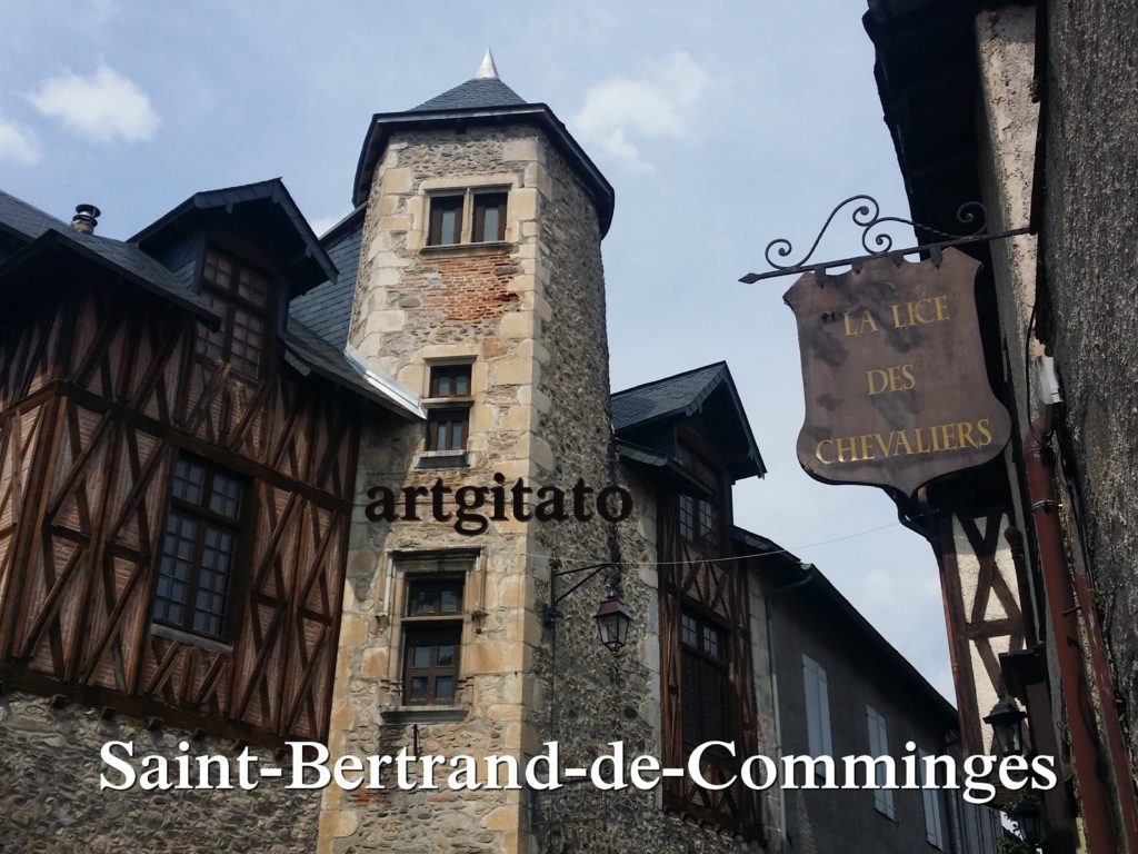 Saint-Bertrand-de-Comminges France Artgitato 1