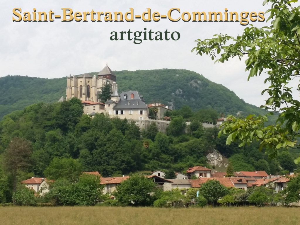 Saint-Bertrand-de-Comminges France Pyrénées Artgitato 0