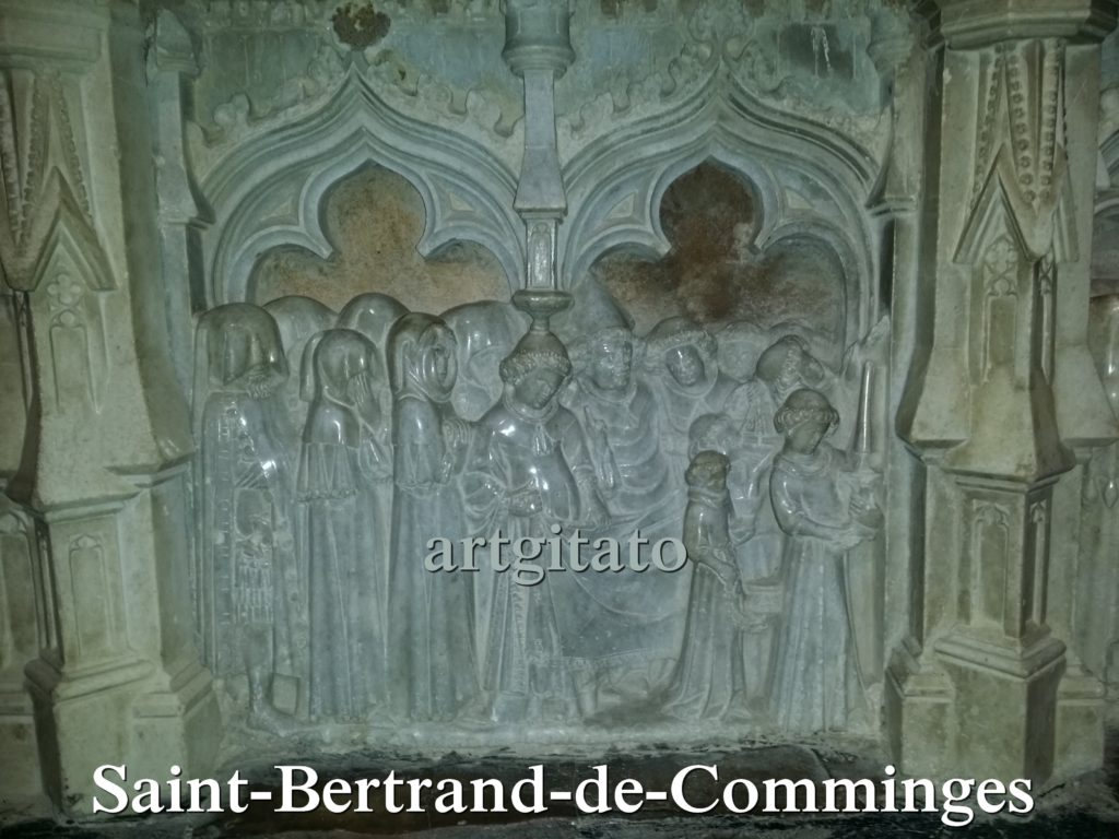 Saint-Bertrand-de-Comminges France Pyrénées Artgitato 108