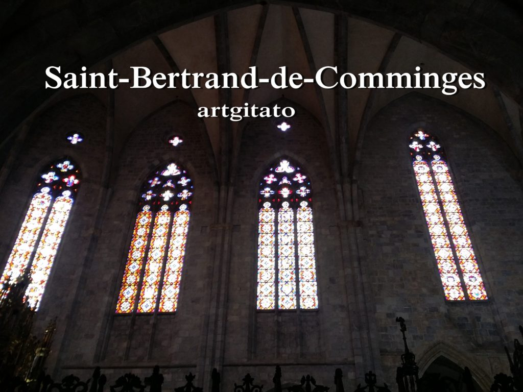 Saint-Bertrand-de-Comminges France Pyrénées Artgitato 118