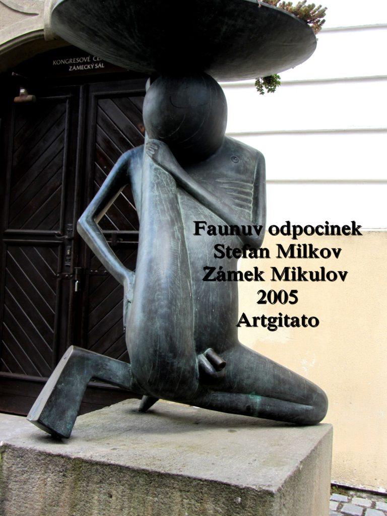 Stefan Milkov Mikulov Artgitato Mikulov Faunuv odpocinek (5)