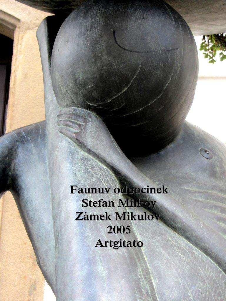 Stefan Milkov Mikulov Artgitato Mikulov Faunuv odpocinek (6)
