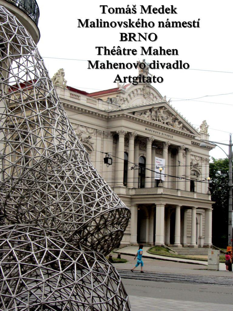 Tomáš Medek Pocta Edisonovi Hommage à Edison Artgitato Brno Théâtre Mahen (3)