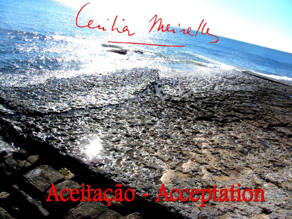 Aceitação Poema de Cecilia meireles Acceptation poème de cecilia meireles