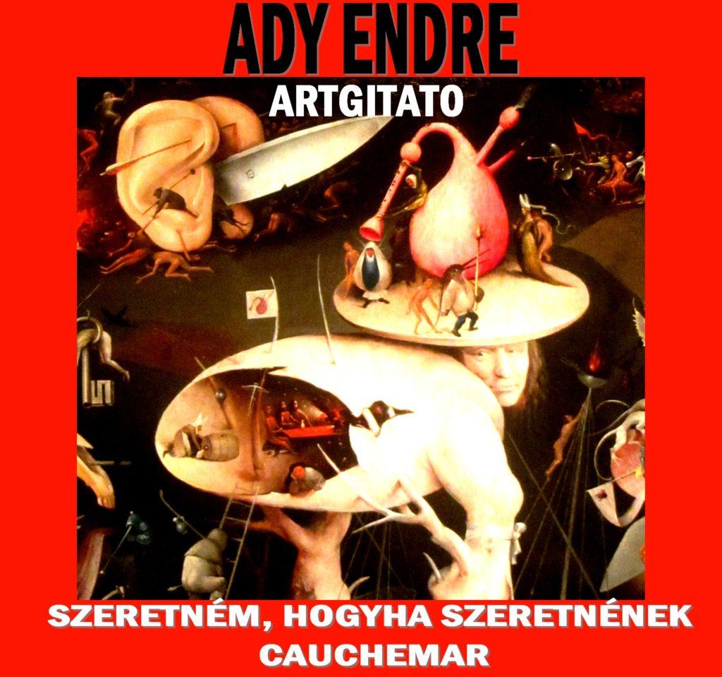 Cauchemar Poème d'Endre Ady - SZERETNÉM, HOGYHA SZERETNÉNEK - Ady Endre Költészete Artgitato