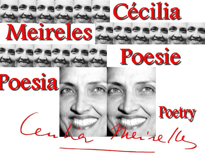 Cecilia Meireles a poesia de Cecilia Meireles la poésie de Cécilia Meireles Artgitato