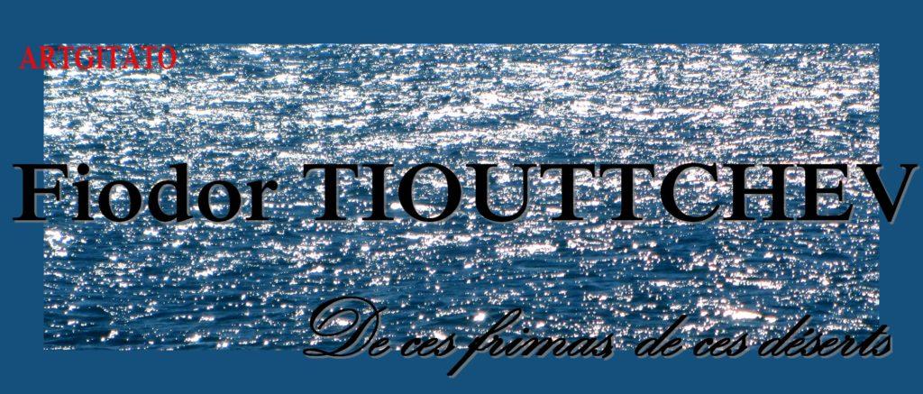 De ces frimas de ces déserts poème de Fiodor Tiouttchev Artgitato