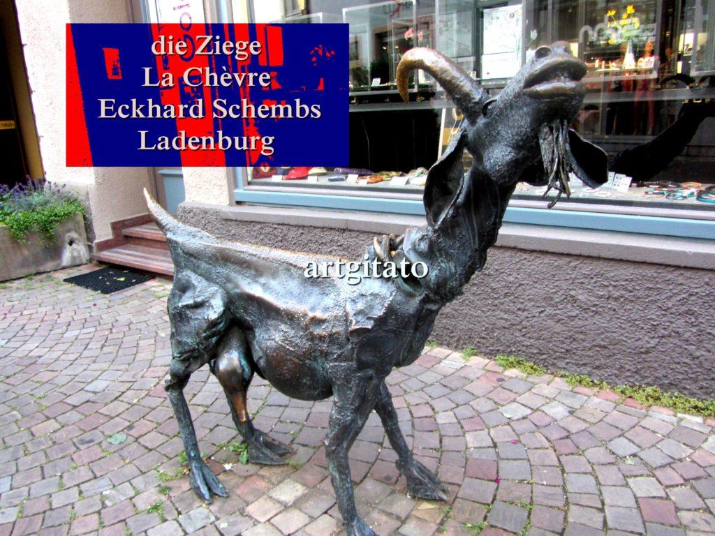 Eckhard Schembs die ziege la chevre ladenburg artgitato (1)