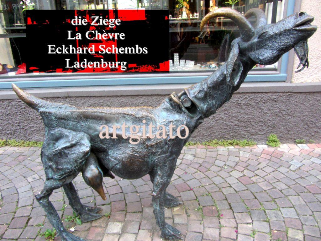 Eckhard Schembs die ziege la chevre ladenburg artgitato (2)