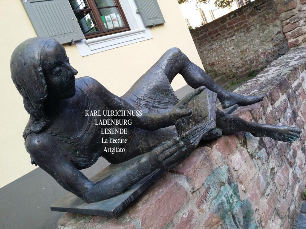 KARL ULRICH NUSS LADENBURG LESENDE La Lecture Artgitato (7)