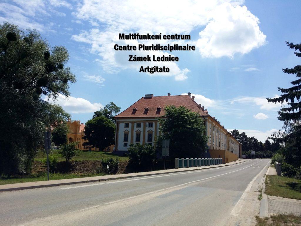LEDNICE Centre Pluridisciplinaire - Multifunkční centrum zámek Lednice MORAVIE DU SUD Artgitato (2)