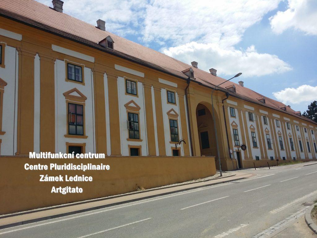 LEDNICE Centre Pluridisciplinaire - Multifunkční centrum zámek Lednice MORAVIE DU SUD Artgitato (4)