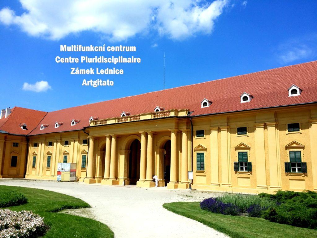 LEDNICE Centre Pluridisciplinaire - Multifunkční centrum zámek Lednice MORAVIE DU SUD Artgitato (8)