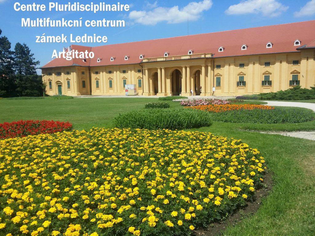 LEDNICE Centre Pluridisciplinaire - Multifunkční centrum zámek Lednice MORAVIE DU SUD Artgitato (9)