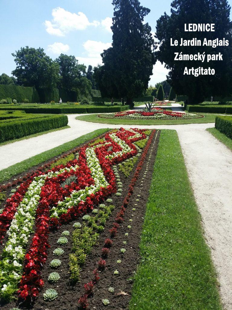 LEDNICE Le Jardin Anglais Zámecký park - MORAVIE DU SUD Artgitato Château de Lednice (5)