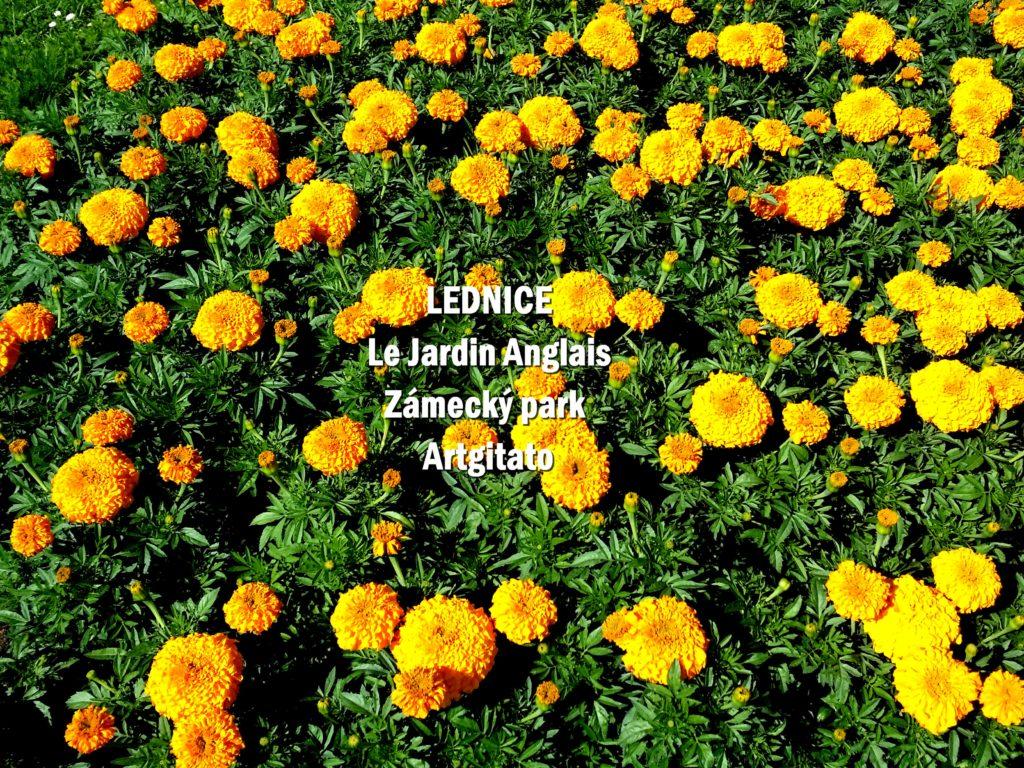 LEDNICE Le Jardin Anglais Zámecký park - MORAVIE DU SUD Artgitato Château de Lednice (7)