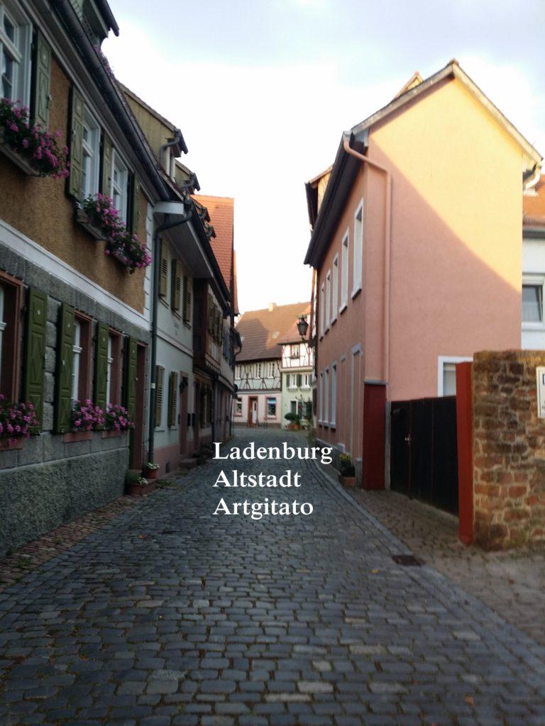 Ladenburg Altstadt Artgitato (10)