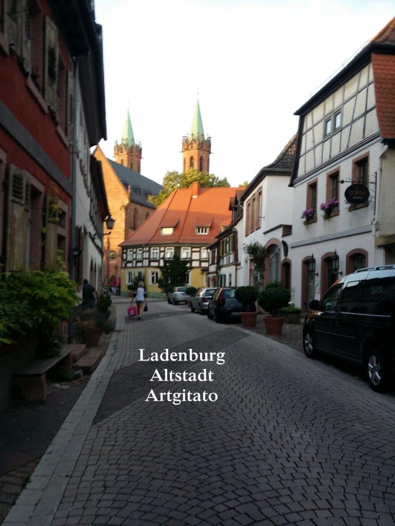 Ladenburg Altstadt Artgitato (11)