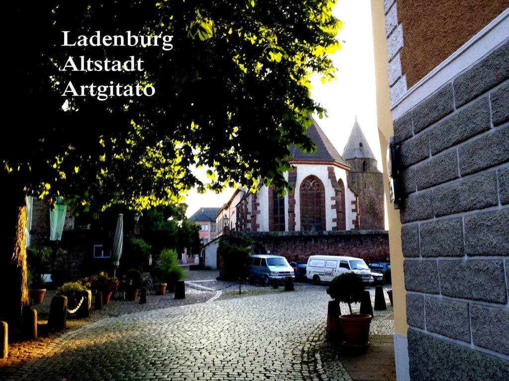 Ladenburg Altstadt Artgitato (14)