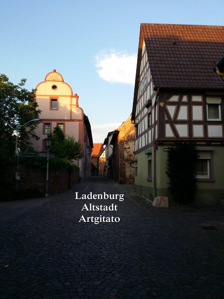 Ladenburg Altstadt Artgitato (20)