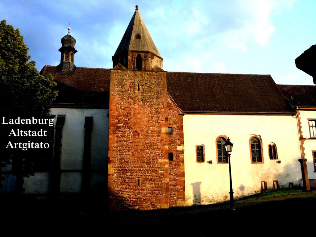 Ladenburg Altstadt Artgitato (3)