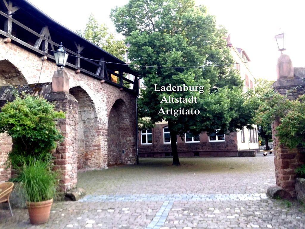 Ladenburg Altstadt Artgitato (8)