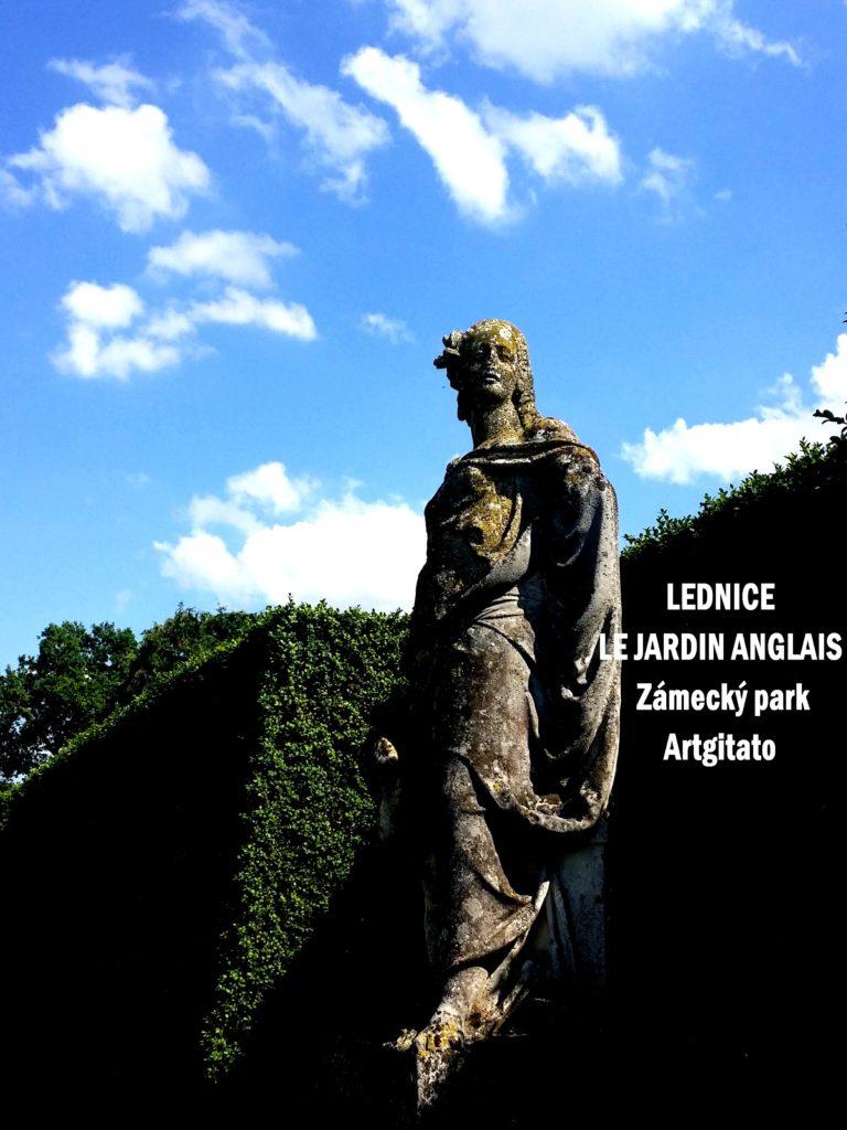 Le Jardin Anglais Zamecky Park Château de Lednice Artgitato (1)