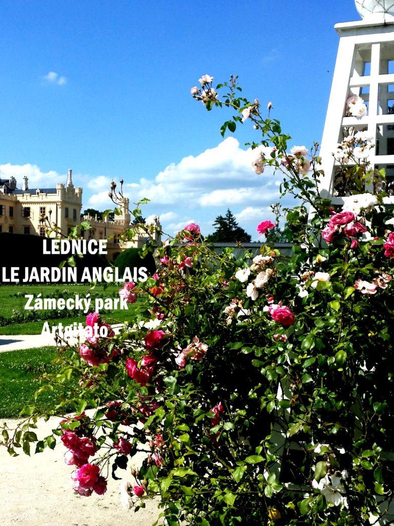 Le Jardin Anglais Zamecky Park Château de Lednice Artgitato (2)