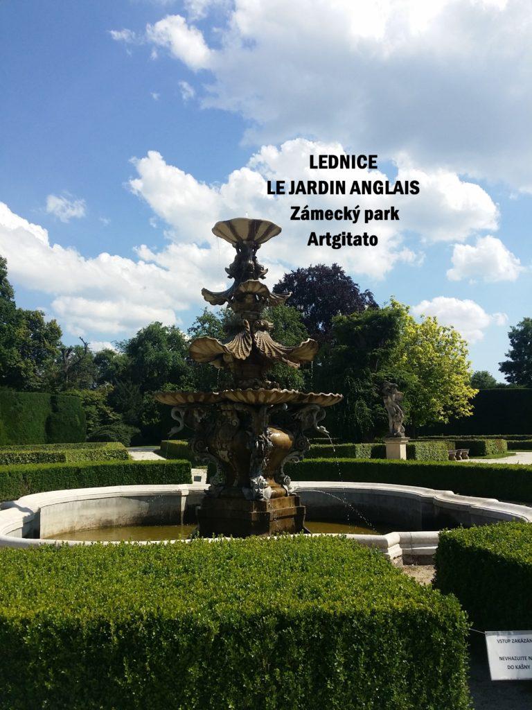 Le Jardin Anglais Zamecky Park Château de Lednice Artgitato (5)