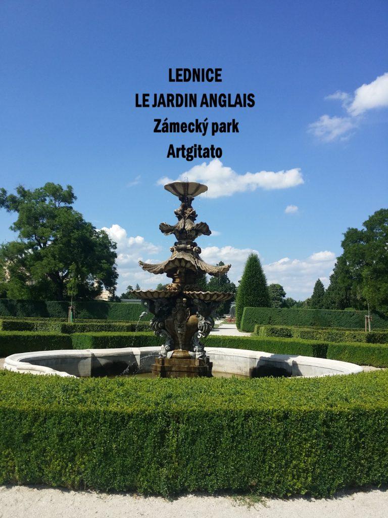 Le Jardin Anglais Zamecky Park Château de Lednice Artgitato (8)
