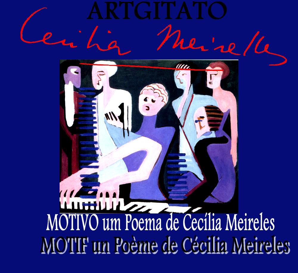 MOTIVO um Poema de Cecília Meireles Motif poème de Cécilia Meireles Artgitato Picasso chanteur-au-piano-1930-1931