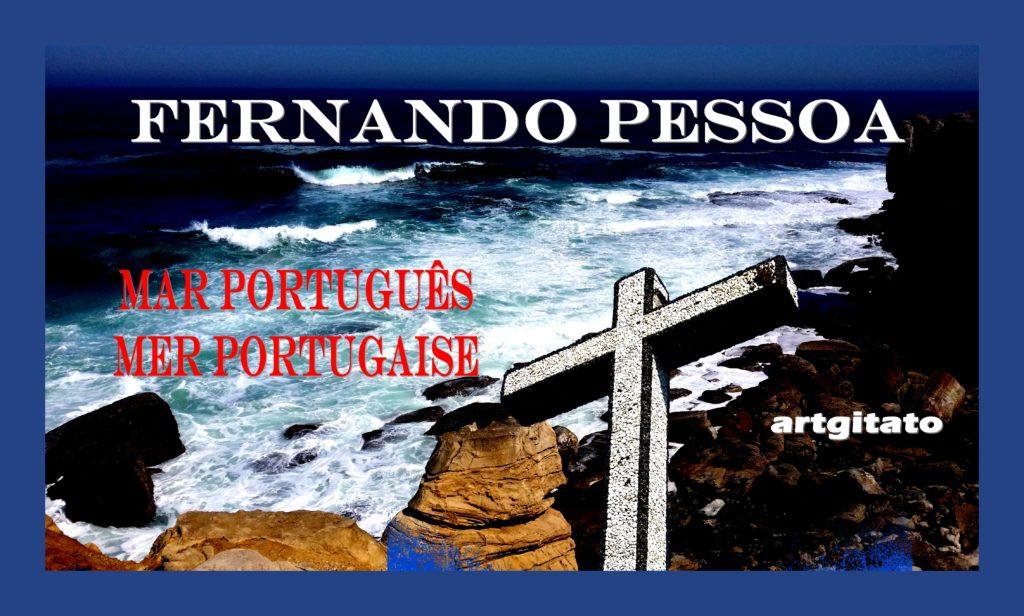 Mar Português Mer Portugaise Fernando Pessoa Artgitato