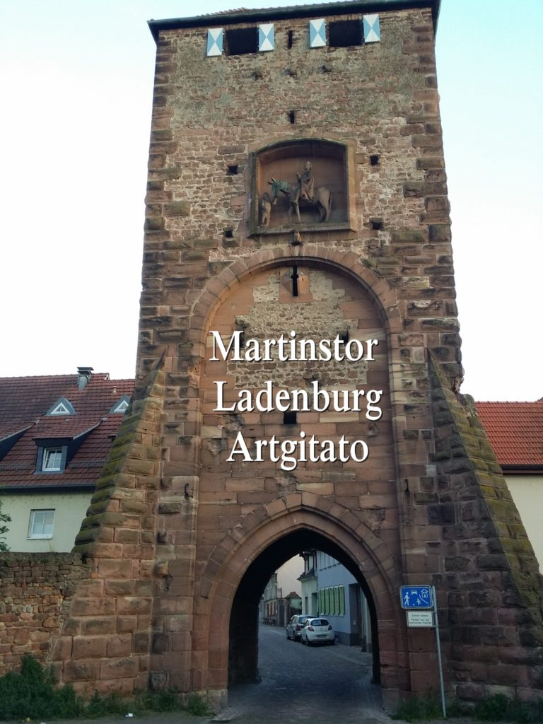 Martinstor Ladenburg La Tour Martin Artgitato (2)
