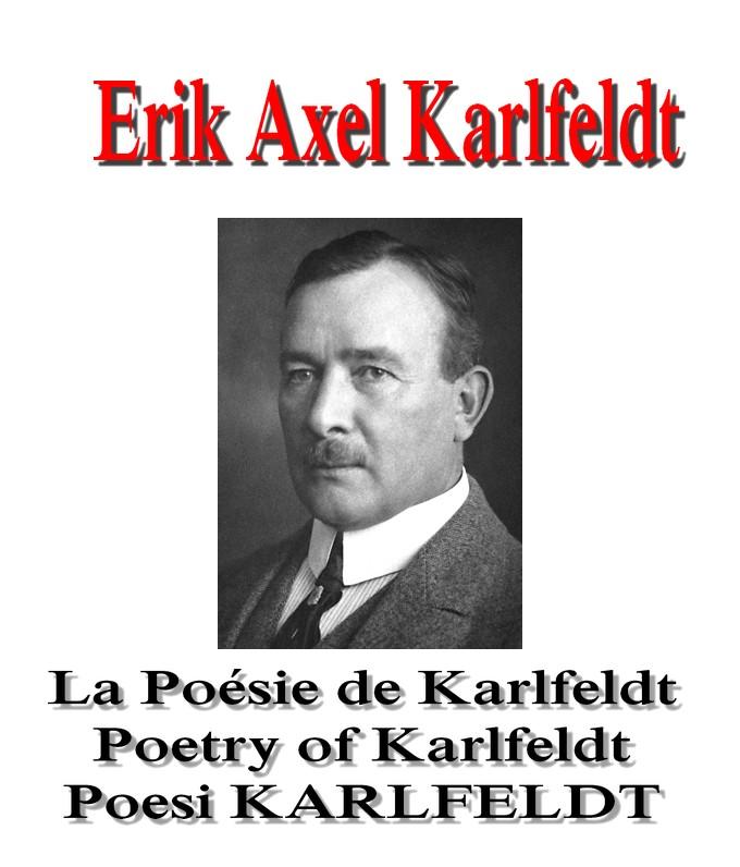 Poésie de Karlfeldt - Erik_Axel_Karlfeldt_1931 Poesi Karlfeldt