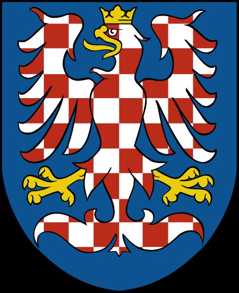 Znak Moravy Blason de la Moravie