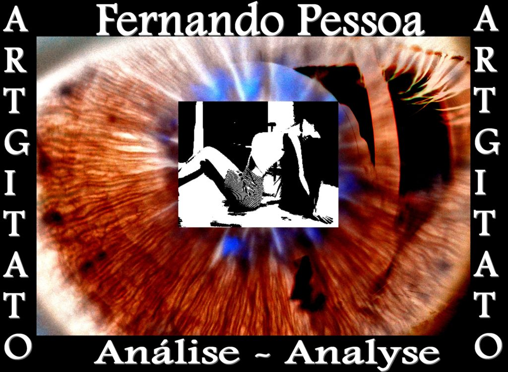 analise poema de Fernando Pessoa Analyse Poème de Fernando Pesso Artgitato