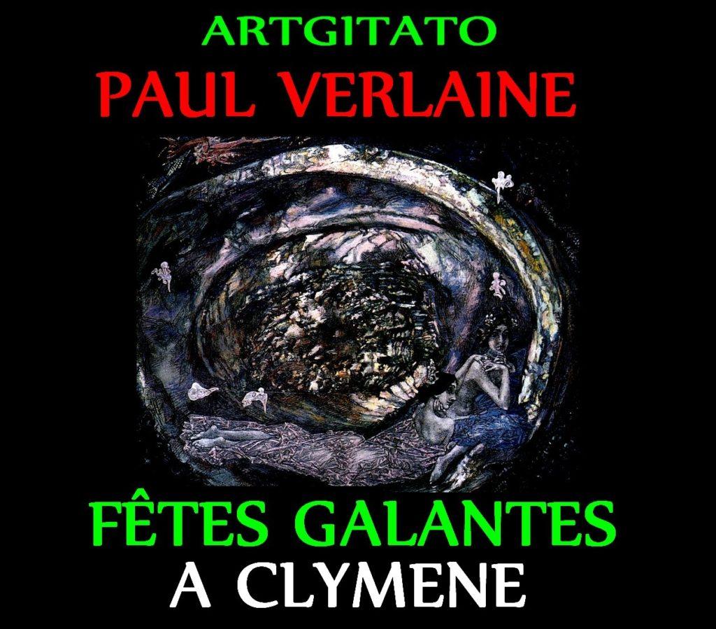 à Clymène Paul Verlaine Fêtes Galantes Mickail Vroubel Huître Perlière 1904
