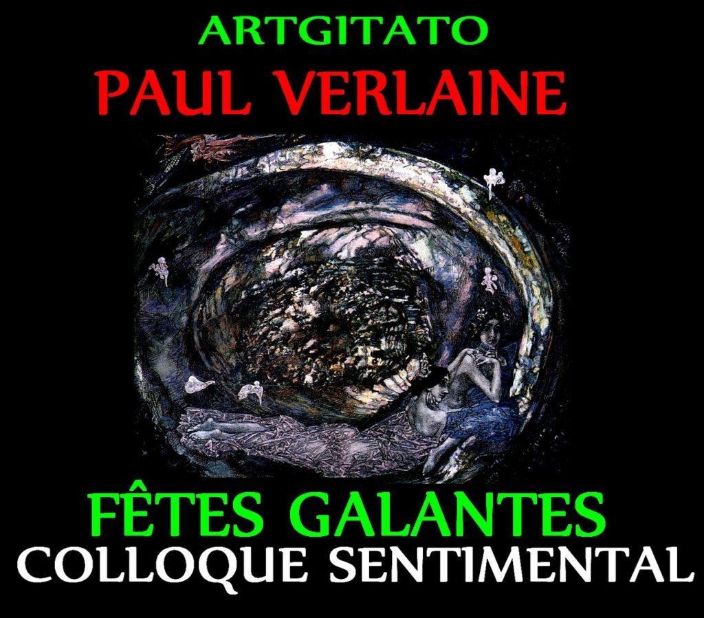Colloque sentimental Paul Verlaine Fêtes Galantes Mickail Vroubel Huître Perlière 1904