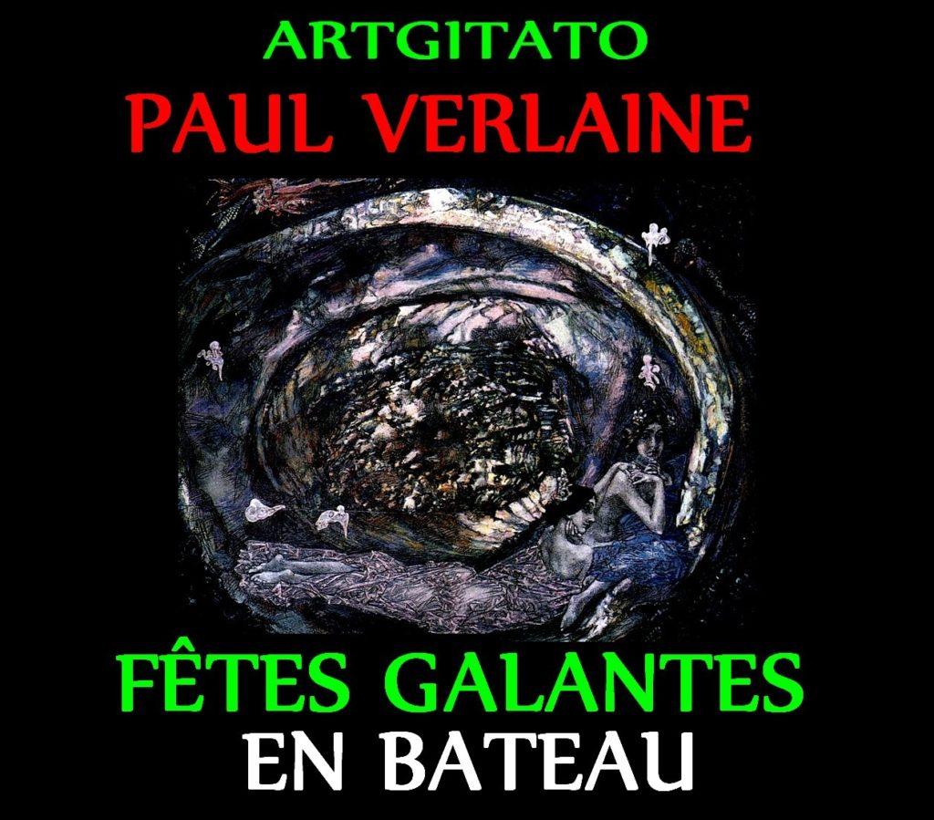 En Bateau Paul Verlaine Fêtes Galantes Mickail Vroubel Huître Perlière 1904