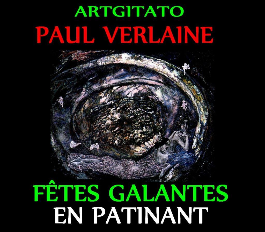 En patinant Paul Verlaine Fêtes Galantes Mickail Vroubel Huître Perlière 1904